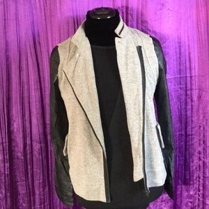 Lucca Couture Sweater Jacket